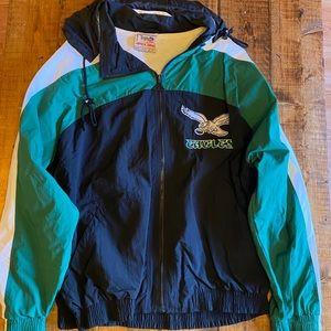 Philadelphia Eagle Team NFL Apex One Coat Jacket